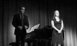 Reveries d autoumne. Gwendoline Spies, soprano. Salle Ysaye, Arlon, November 2010.