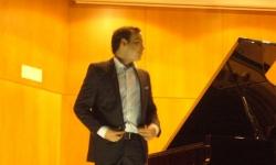 Piano Recital. Ateneo Mercantil, Valencia. December 2011.